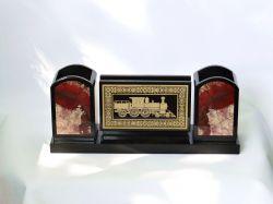 Корпоративный сувенир на железнодорожную тематику.
